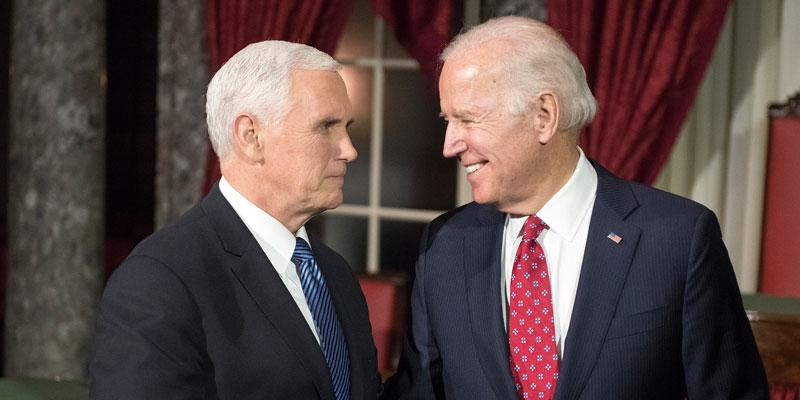 Joe Biden & Mike Pence Had Plastic Surgery, Doctor Suggests