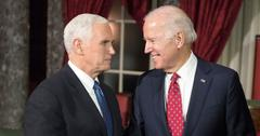 Joe Biden & Mike Pence Had Plastic Surgery, Doctor Suggests
