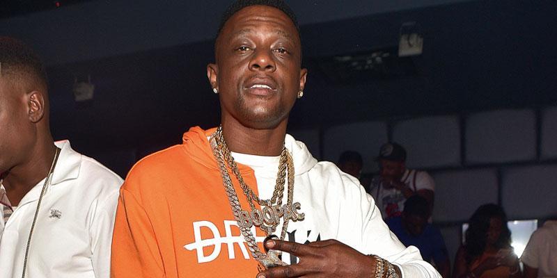 Boosie Badazz suing Dillard's