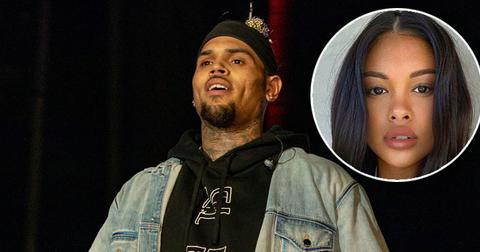 Chris Brown Seemingly Confirms Second Child