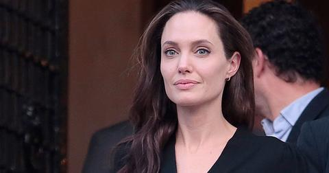 Angelina jolie speaks about divorce brad pitt parenting hr