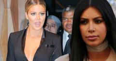 khloe kardashian disses kim weight