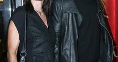 Courteney Cox shows up fashionably late with Johnny McDaid for the Los Angeles Premiere of HBO's series The Comeback at the El Captian Theater in Hollywood, CA