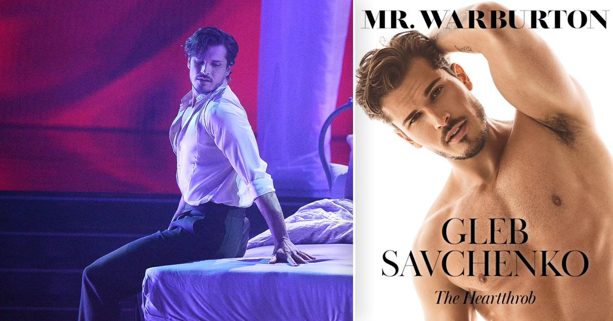 dwts gleb savchenko mrwarburton magazine cover shoot talks fighting for same sex partners pf