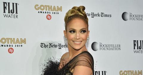 Here Is A Sneak Peek At Jennifer Lopez's Super Bowl Performance