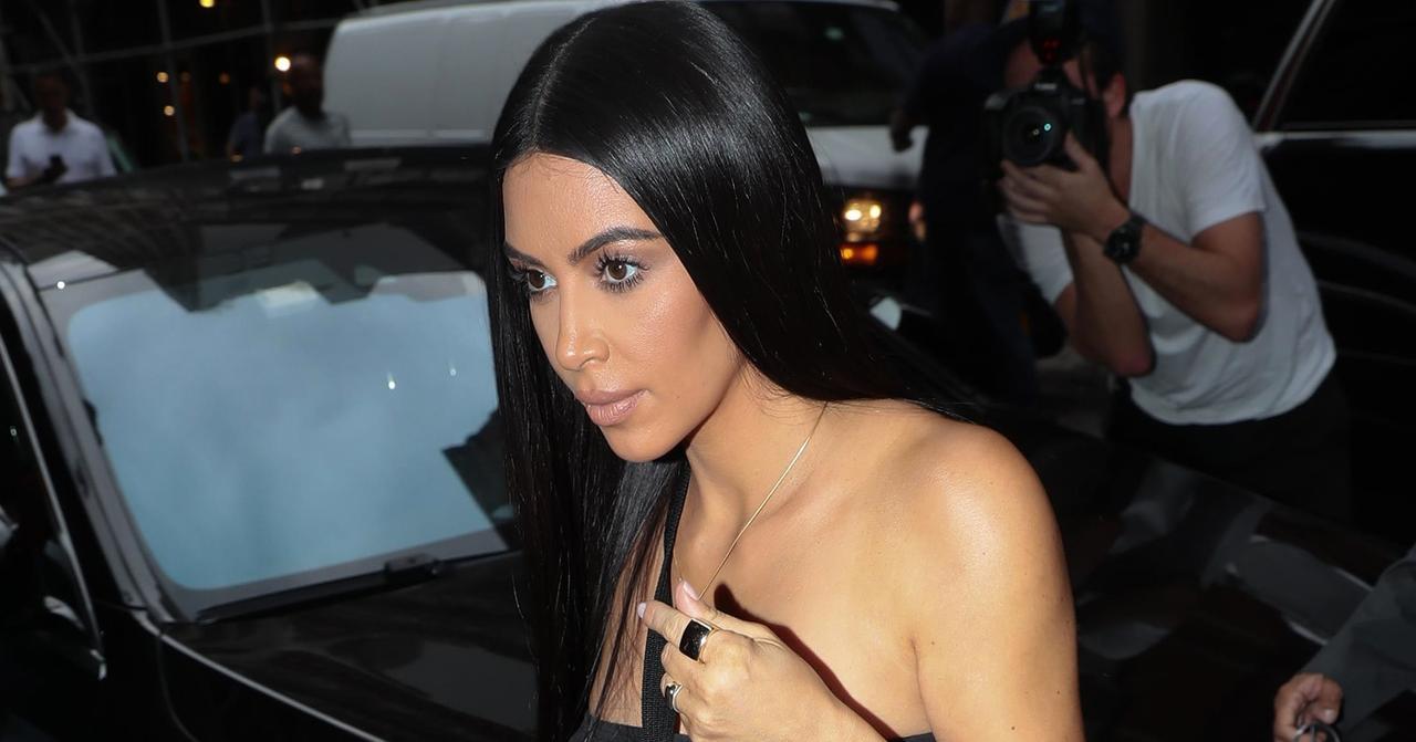 Kim kardashian naakt buit pics. Kim Kardashian Hot And Big