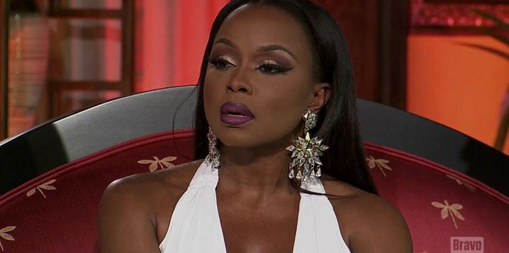 Phaedra Parks Todd Tucker Feds Call Feud Updates