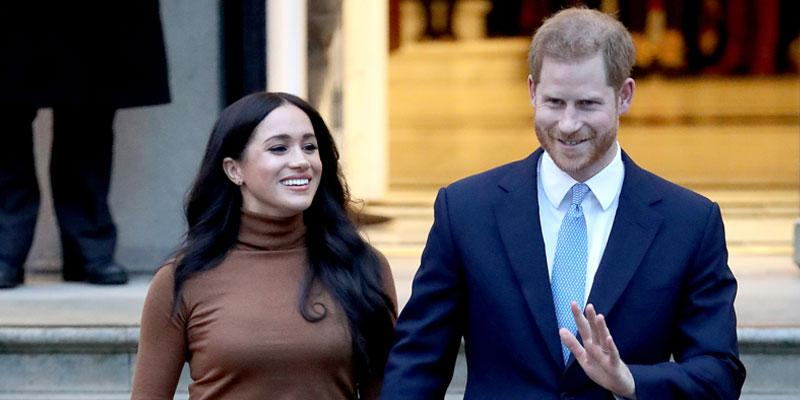 Royals Prince Harry And Meghan Markle Sign Mega Millions Netflix Deal