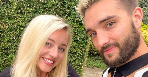 go to the bathroom and cry tom parker wife kelsey emotional update terminal brain tumor stage  cancer covid  vaccine