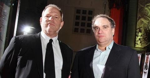 Bob Weinstein Paid Harvey Accusers Personal Bank Account PP
