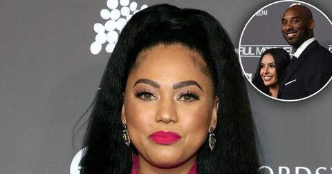 Ayesha Curry Shares Emotional Message To Vanessa Bryant On Instagram