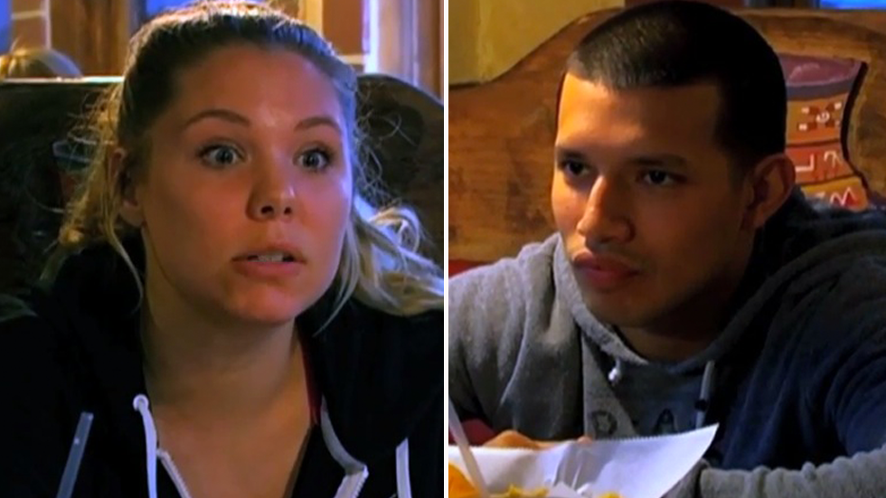 Kailyn lowry javi marroquin fight