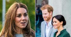 kate middleton birthday overshadowed prince harry meghan markle megxit pf