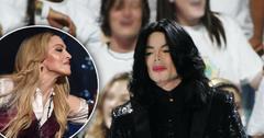 Madonna kissed michael jackson ok hero 1