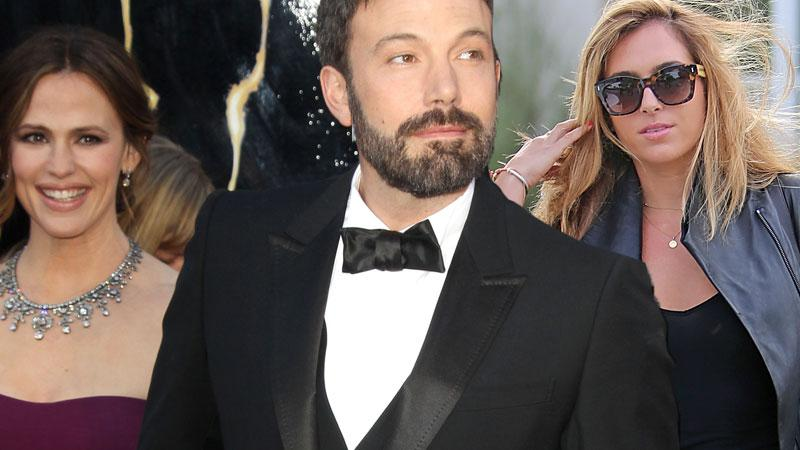 Ben Affleck And Jennifer Garner Uniting Against Christine Ouzounian