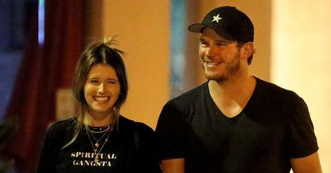 Chris pratt katherine post pic