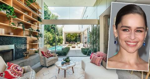 Emilia Clarke Venice Beach Home for Sale