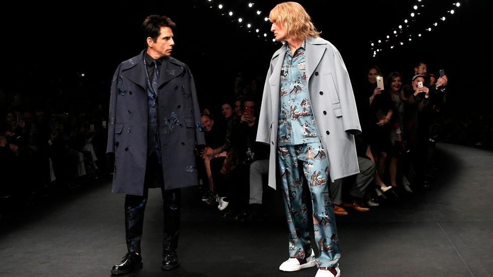 APTOPIX Paris Fashion Valentino