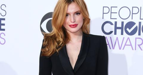 Bella Thorne People's Choice Awards 2015