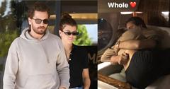 sofia richie makes out scott disick split rumors pics pp