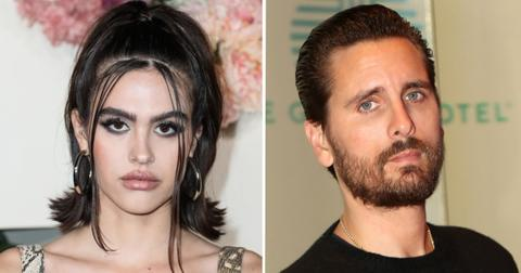 heating up amelia hamlin scott disick postpic