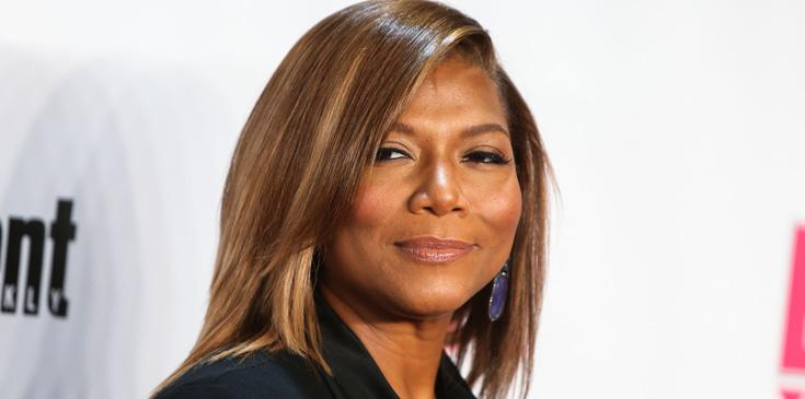 Queen Latifah arrives at the VH1 Big In 2015 With Entertainment Weekly Awards