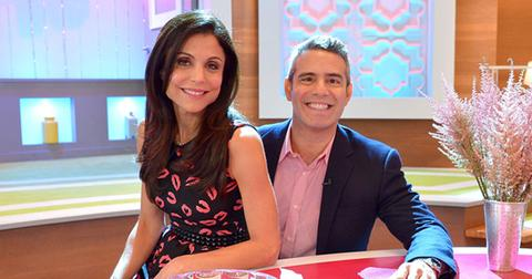 Andy cohen forced to choose between bethenny frankel carole radziwill pp