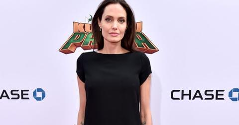 Angelina jolie super skinny