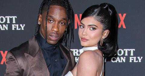 Kylie Jenner Travis Scott Red Carpet Wanted Baby Trust Issues