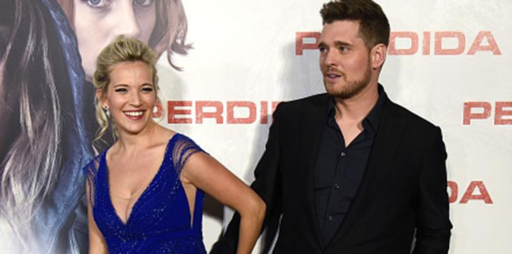 Michael bublé wife luisana expecting first daughter