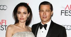Angelina Jolie Pitt and Brad Pitt attend the opening night gala premiere of Universal Pictures' 'By the Sea' during AFI FEST 2015