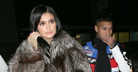Kylie Jenner Split