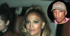 Jennifer lopez pharrell williams meeting main