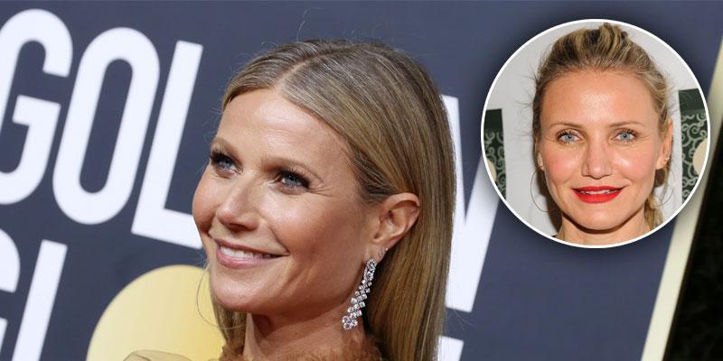 Gwyneth Paltrow Says Cameron Diaz Will Be 'The Best' Mom