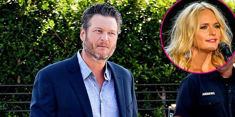 Miranda Lambert Ex Blasts Blake Shelton Claims Hes A Cheater PP