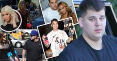 Rob kardashian secrets scandals