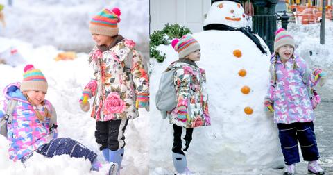 Sarah jessica parker twins snow broderick 01