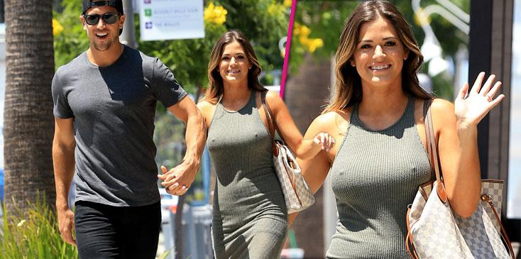 bachelorette jojo fletcher wardrobe malfunction engaged jordan