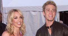 Justin Timberlake & Britney Spears at AMA