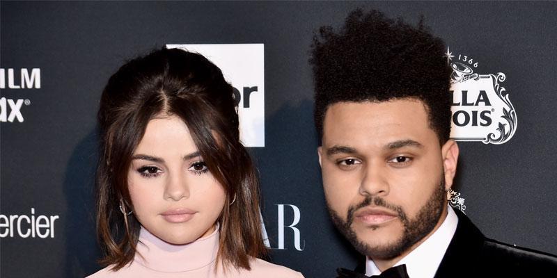 The Weeknd Registers 'Like Selena' Song