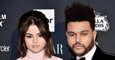 The Weeknd Registers 'Like Selena' Song
