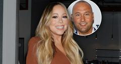[Mariah Carey] Says [Derek Jeter] Was 'Catalyst' To Leave Ex [Tommy]