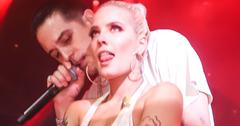 G Eazy Surprise Guest With Halsey Live Performance At E11EVEN Miami