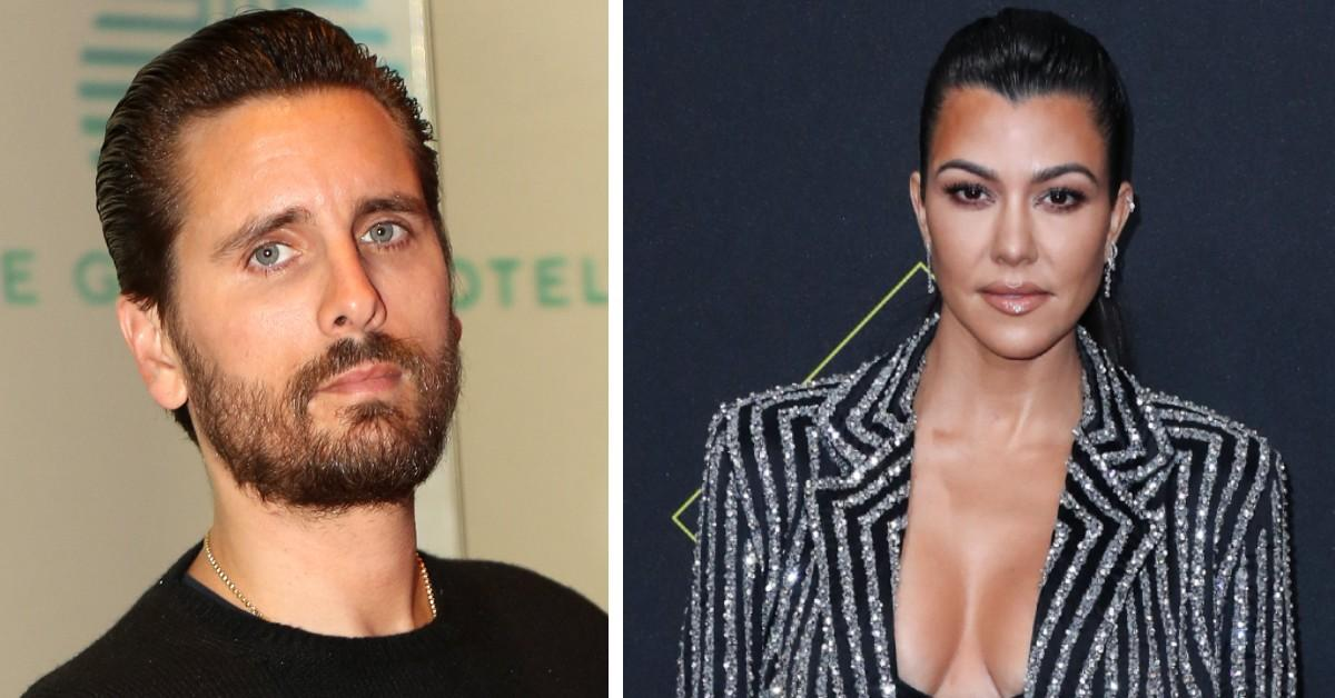 scott disick jealous kourtney kardashian dating travis barker relationship