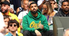 Drake attends serena williams game alexis in feelings main