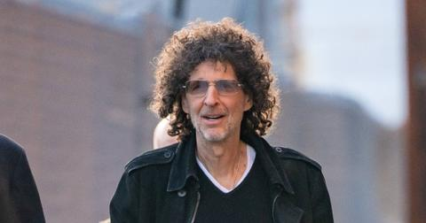 Howard Stern at 'Kimmel'