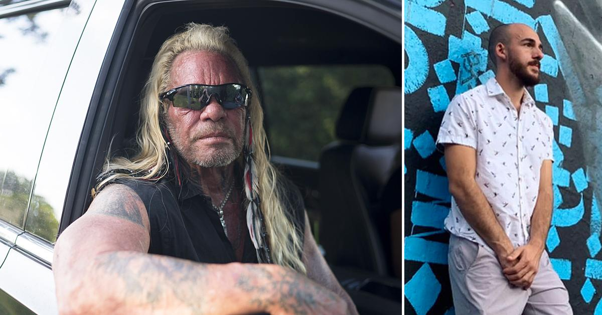 dog the bounty hunter appears unhinged bizarre video brian laundrie gabby petito