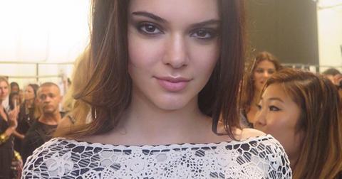 Kendall Jenner DVF