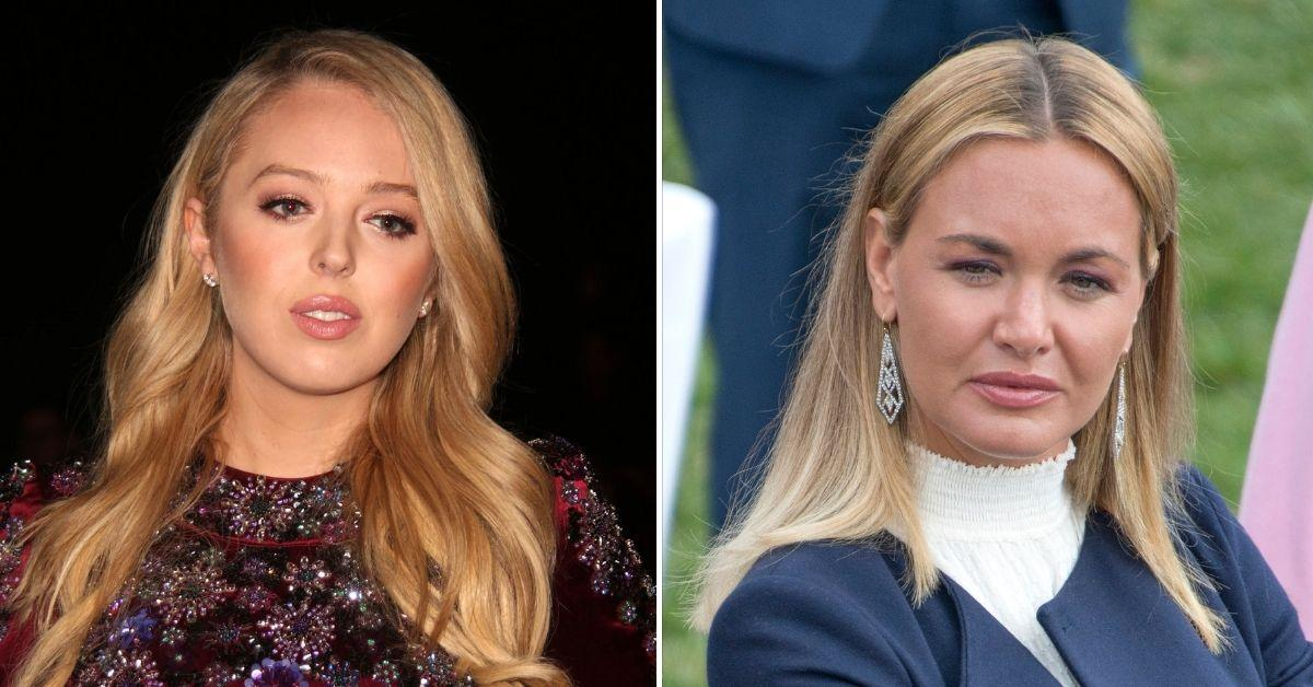 tiffany vanessa trump inappropriately close secret service agents new book