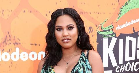 Ayesha Curry Dress Red Carpet Daughters Blowouts